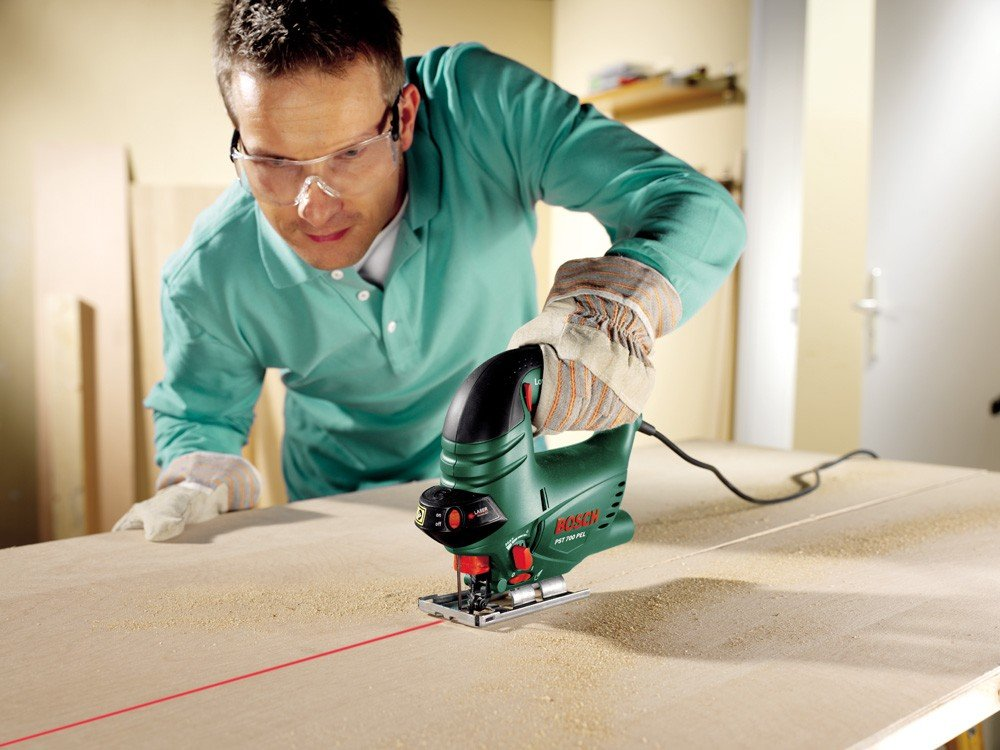 Как сделать электролобзик в домашних условиях
